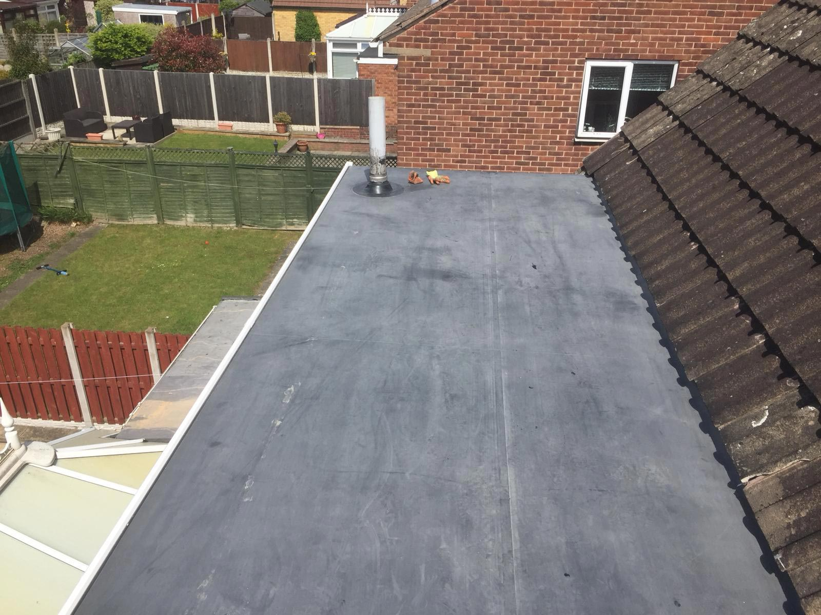 roof work in rotherham
