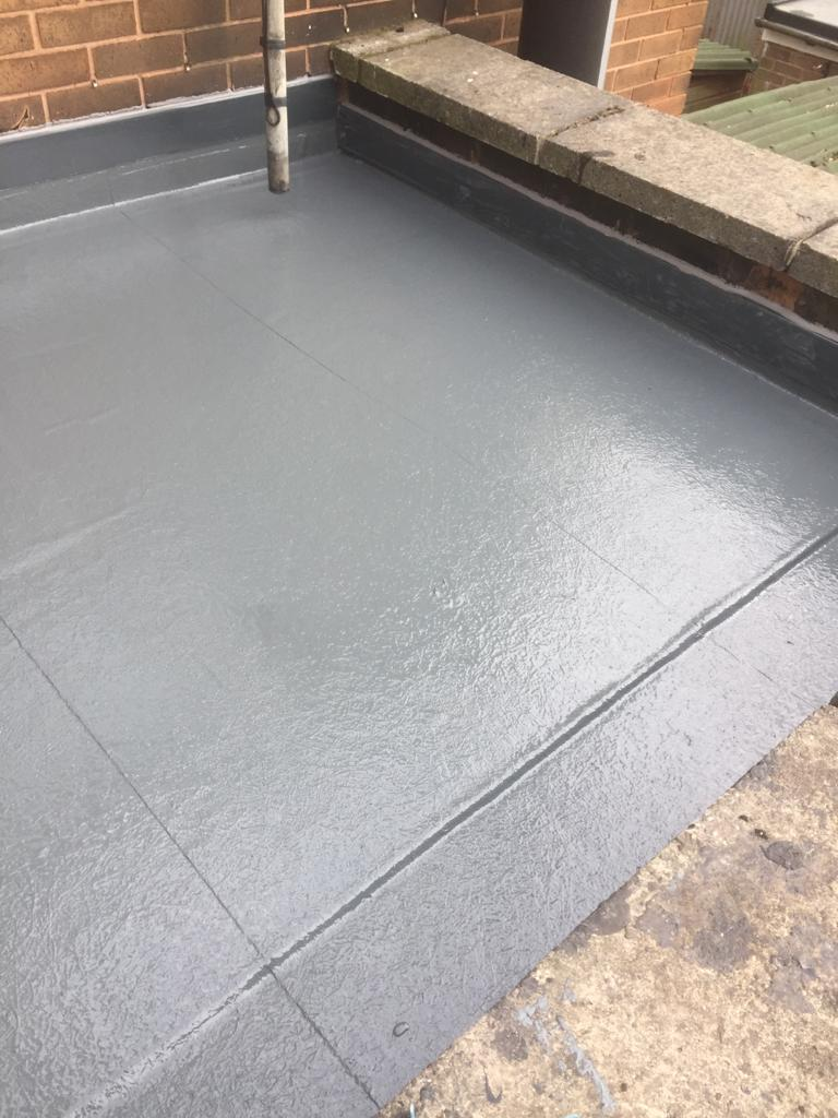 flat roof work sheffield