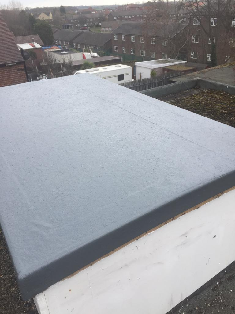 flat roofing sheffield work