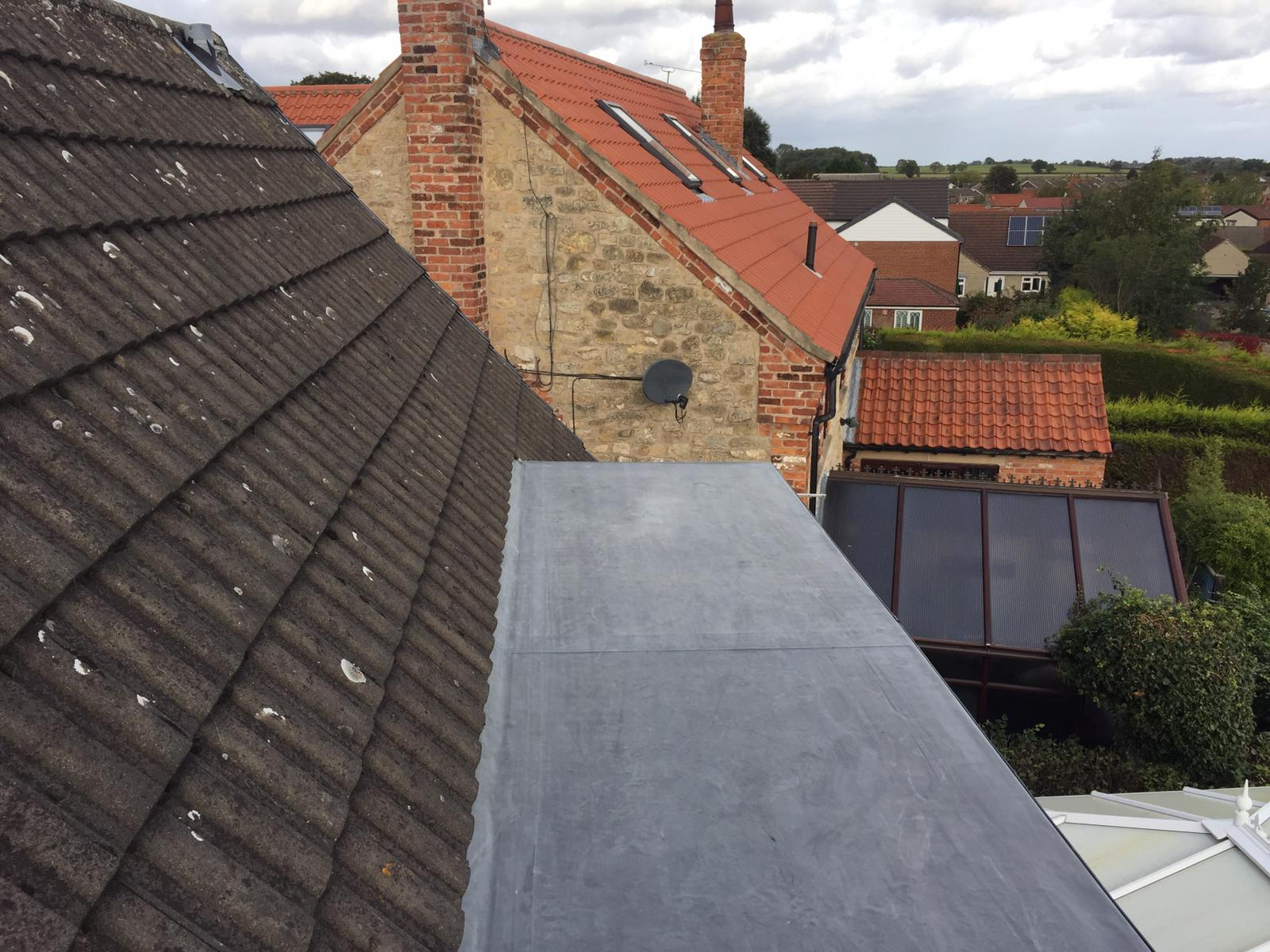 Flat Roofing Sheffield And Rotherham Domestic Roofing Specialists