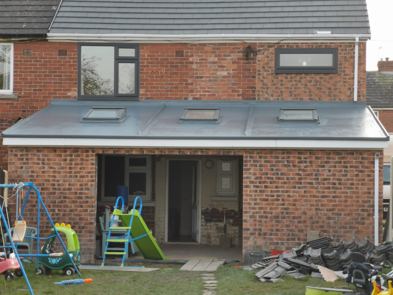 sheffield roofing job